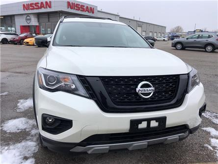 2020 Nissan Pathfinder SV Tech (Stk: W0023) in Cambridge - Image 2 of 5