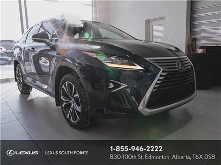 2018 Lexus RX 350L Luxury (Stk: LL00092A) in Edmonton - Image 1 of 27