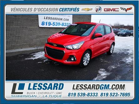 2017 Chevrolet Spark 1LT CVT (Stk: 19-561AS) in Shawinigan - Image 1 of 30