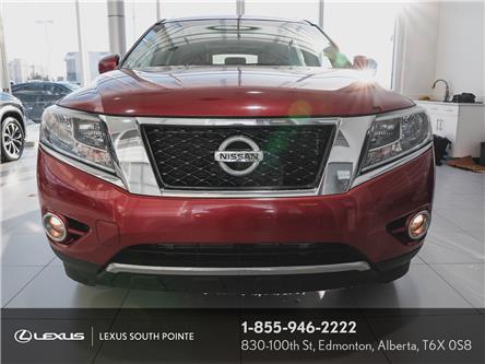 2014 Nissan Pathfinder Platinum (Stk: LLD0259A) in Edmonton - Image 2 of 30