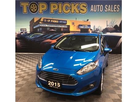 2015 Ford Fiesta SE (Stk: 165386) in NORTH BAY - Image 1 of 25