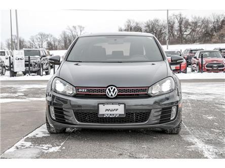2010 Volkswagen Golf GTI 5-Dr DSG tip (Stk: H20260B) in Orangeville - Image 2 of 16