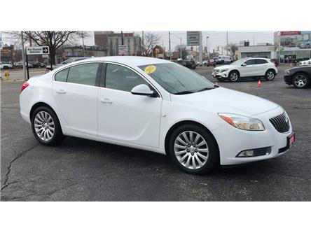 2011 Buick Regal CXL (Stk: 45046A) in Windsor - Image 2 of 11