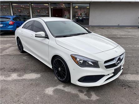 2017 Mercedes-Benz CLA-Class CLA 250 | NAVI | AMG PKG | B/U CAM | HTD SEATS (Stk: P12955) in Oakville - Image 2 of 20