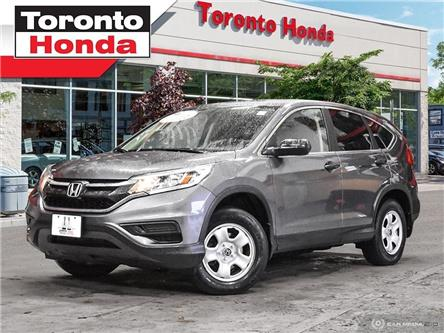 2016 Honda CR-V LX (Stk: 39661) in Toronto - Image 1 of 27