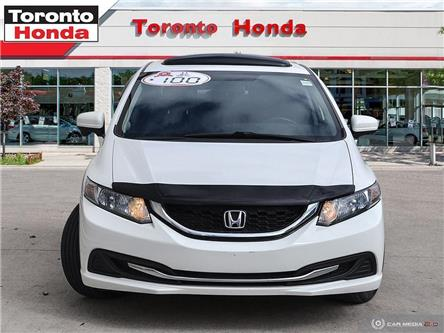 2015 Honda Civic Sedan EX (Stk: 39532A) in Toronto - Image 2 of 27