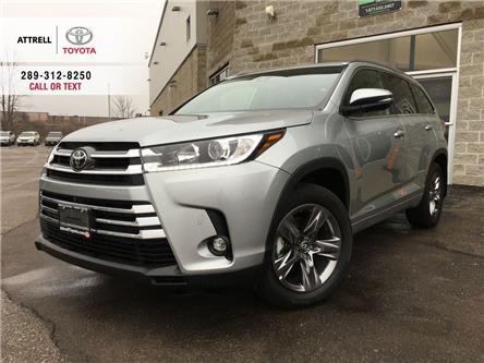 2019 Toyota Highlander LTD AWD (Stk: 45141) in Brampton - Image 1 of 27