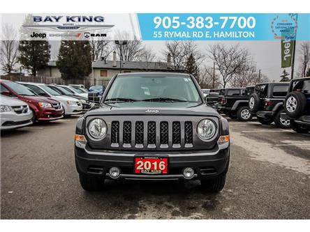 2016 Jeep Patriot Sport/North (Stk: 207528A) in Hamilton - Image 2 of 14
