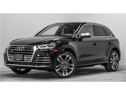 2018 Audi SQ5 3.0T Technik (Stk: UFR0273) in Newmarket - Image 1 of 19