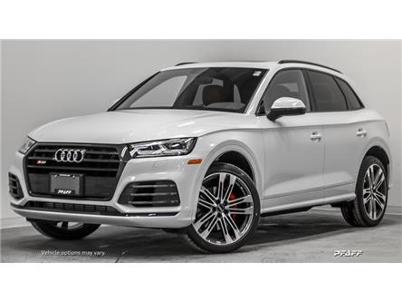 2018 Audi SQ5 3.0T Technik (Stk: UFR0274) in Newmarket - Image 1 of 8