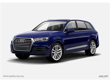 2018 Audi Q7 3.0T Progressiv (Stk: WFR0219) in Newmarket - Image 1 of 4