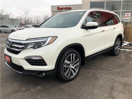 2017 Honda Pilot Touring (Stk: 20091A) in Cobourg - Image 1 of 30