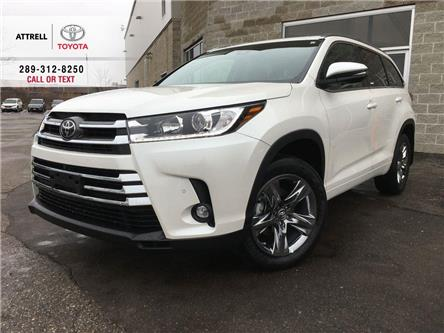 2019 Toyota Highlander LTD AWD (Stk: 46011) in Brampton - Image 1 of 28