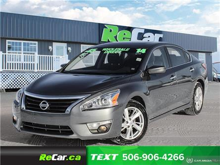 2014 Nissan Altima 2.5 SV (Stk: 191418A) in Fredericton - Image 1 of 23