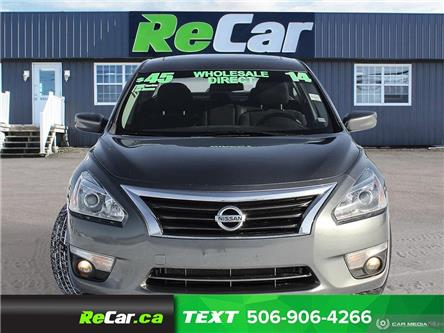 2014 Nissan Altima 2.5 SV (Stk: 191418A) in Fredericton - Image 2 of 23