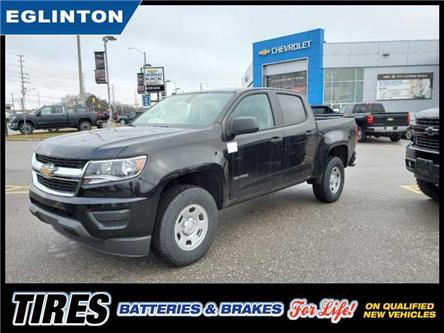 2020 Chevrolet Colorado WT (Stk: L1162999) in Mississauga - Image 1 of 15
