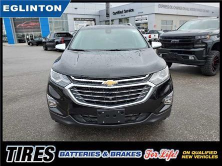2020 Chevrolet Equinox Premier (Stk: L6199317) in Mississauga - Image 2 of 21