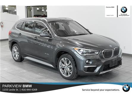 2017 BMW X1 xDrive28i (Stk: PP8995) in Toronto - Image 1 of 20