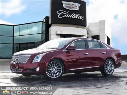 2014 Cadillac XTS Platinum (Stk: 99008A) in Burlington - Image 1 of 12