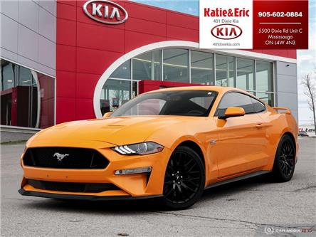 2018 Ford Mustang  (Stk: K3131) in Mississauga - Image 1 of 26
