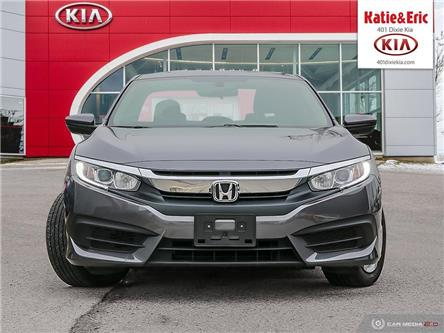 2016 Honda Civic LX (Stk: SD20028A) in Mississauga - Image 2 of 28