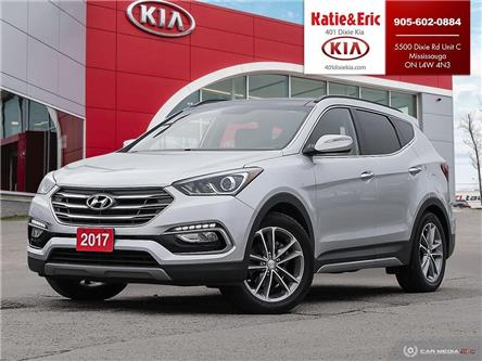 2017 Hyundai Santa Fe Sport 2.0T Limited (Stk: K3138) in Mississauga - Image 1 of 30