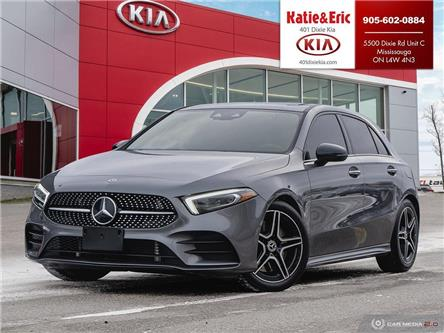 2019 Mercedes-Benz A-Class Base (Stk: SG20005A) in Mississauga - Image 1 of 28