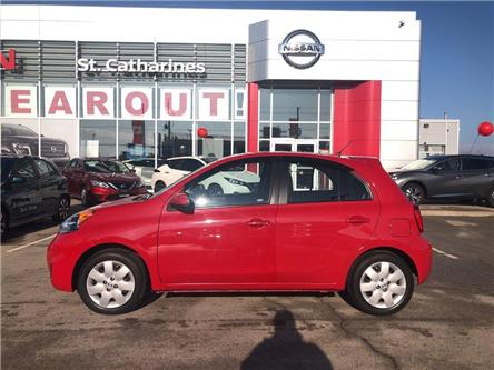 2015 Nissan Micra  (Stk: QA19112A) in St. Catharines - Image 2 of 20