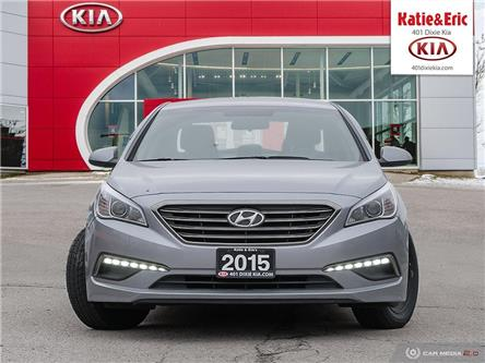 2015 Hyundai Sonata GL (Stk: SO20022A) in Mississauga - Image 2 of 28