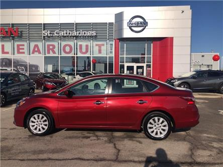 2018 Nissan Sentra  (Stk: P2551) in St. Catharines - Image 2 of 22
