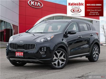 2017 Kia Sportage SX Turbo (Stk: ST20055A) in Mississauga - Image 1 of 29