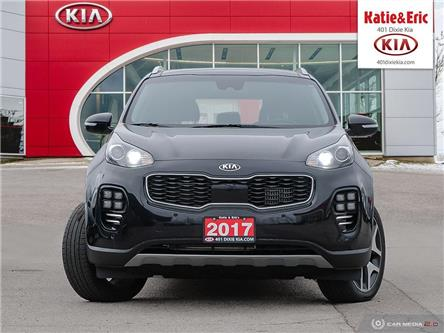 2017 Kia Sportage SX Turbo (Stk: ST20055A) in Mississauga - Image 2 of 29