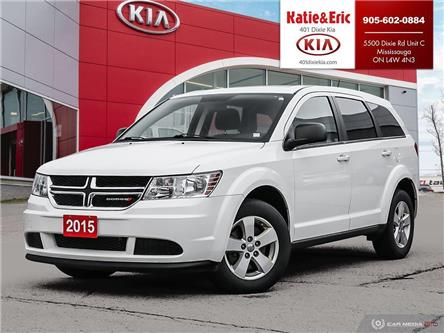 2015 Dodge Journey CVP/SE Plus (Stk: SO20001A) in Mississauga - Image 1 of 27
