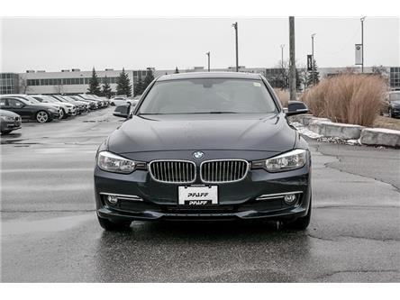 2015 BMW 320i xDrive (Stk: U5843) in Mississauga - Image 2 of 19