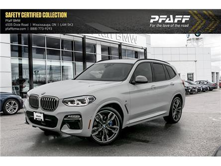 2019 BMW X3 M40i (Stk: U5851) in Mississauga - Image 1 of 21