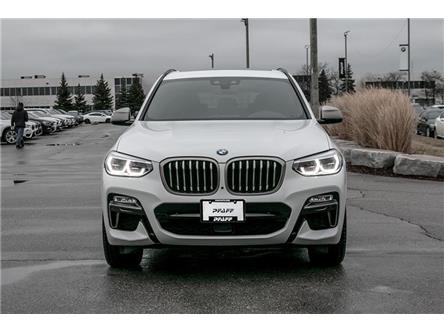 2019 BMW X3 M40i (Stk: U5851) in Mississauga - Image 2 of 21