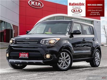 2018 Kia Soul EX+ (Stk: FO20033A) in Mississauga - Image 1 of 28