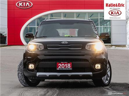 2018 Kia Soul EX+ (Stk: FO20033A) in Mississauga - Image 2 of 28