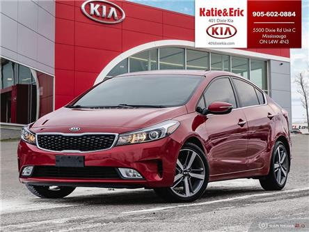 2017 Kia Forte EX (Stk: K3150) in Mississauga - Image 1 of 27