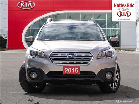 2015 Subaru Outback 3.6R Limited Package (Stk: K3099A) in Mississauga - Image 2 of 30