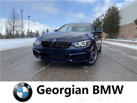 2020 BMW 440i xDrive Gran Coupe