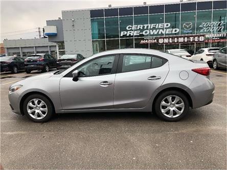 2016 Mazda Mazda3 GX at REAR CAMERA,BLUETOOTH,CRUISE CONTROL,NO ACCI (Stk: P20013) in Toronto - Image 2 of 21
