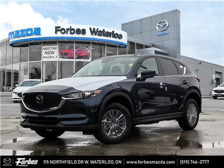 2020 Mazda CX-5 GS (Stk: M6876) in Waterloo - Image 1 of 13