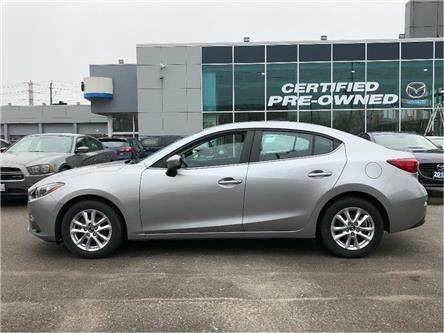 2016 Mazda Mazda3 GS at REAR CAM,HEATED SEATS,ALLOYS (Stk: P2025) in Toronto - Image 2 of 21