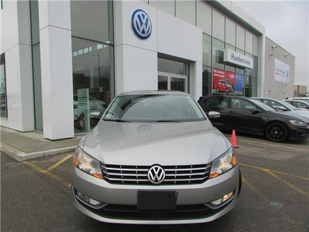 2013 Volkswagen Passat 2.0 TDI Highline (Stk: 3454J) in Toronto - Image 2 of 21