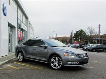 2012 Volkswagen Passat 2.0 TDI Highline (Stk: 3886J) in Toronto - Image 1 of 20
