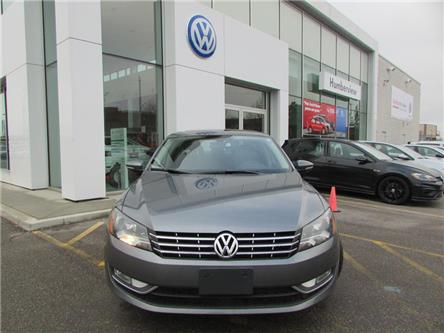2012 Volkswagen Passat 2.0 TDI Highline (Stk: 3886J) in Toronto - Image 2 of 20