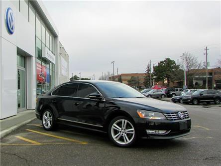 2013 Volkswagen Passat 2.0 TDI Highline (Stk: 5645J) in Toronto - Image 1 of 20