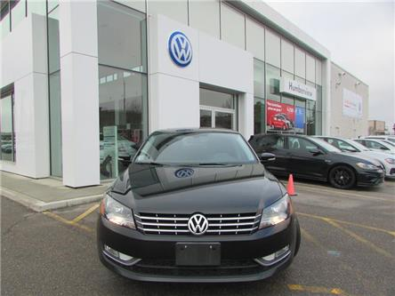 2013 Volkswagen Passat 2.0 TDI Highline (Stk: 5645J) in Toronto - Image 2 of 20