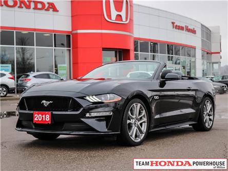 2018 Ford Mustang GT Premium (Stk: 3489) in Milton - Image 1 of 27